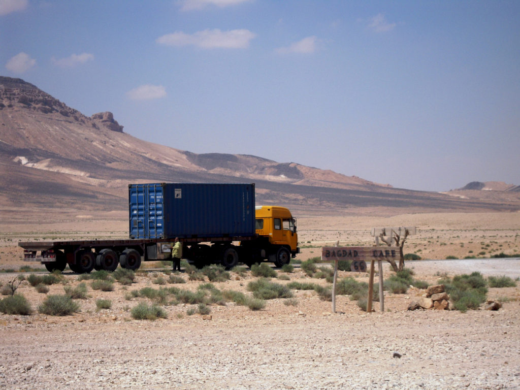 Camion - Syrie 2010