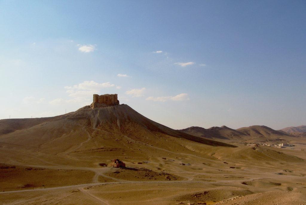 Château de Qalat Ibn Maan - Syrie 2010