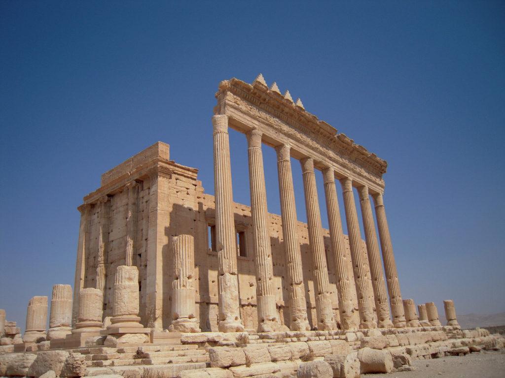 Temple de Bel (Palmyre) - Syrie 2010